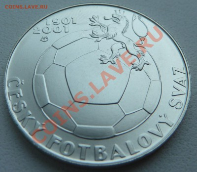 Ag, ЧЕХИЯ 200 крон 2001, Чешский футбол до 6.12.13 22:00мск - P1150222.JPG