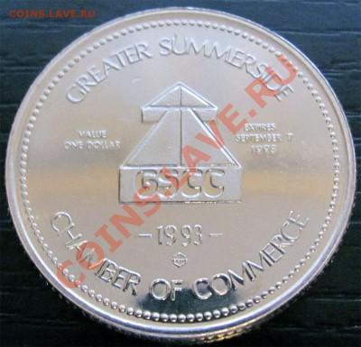 Y96 Канада торг. доллар Blue Jay PEI до 07.12 в 22°° - Y96 Trade Dollar Blue Jay PEI_2