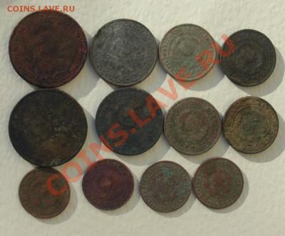 Медь 1924года 1к,2к,3к,5коп. 12шт - 24..JPG