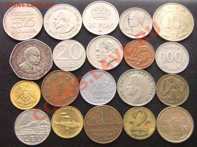 51 монета, все разные (см. фото и описание). До 02.12_22.08м - 7007