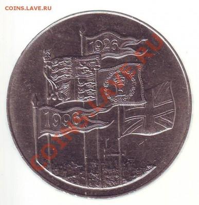 В.Британия.5 Фунтов.1996.Флаги.до 07.12 - 19960031.JPG