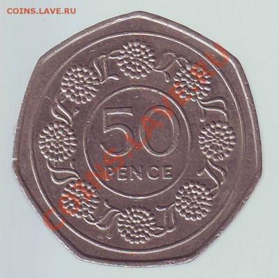 Гибралтар.50 Пенсов.1988. до 08.12 - 19880052.JPG
