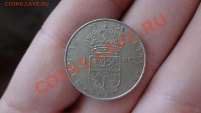 Серебряная Монетка Швеции 1954г До 4.12.13г 22.00мск - DSC08889.JPG