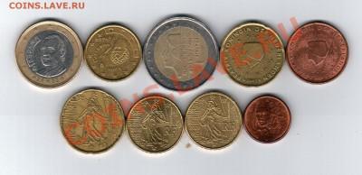 === ЕВРО-монеты - 3,76 евро - Курс ЦБ - до 08.12.2013 - А-Ход-2
