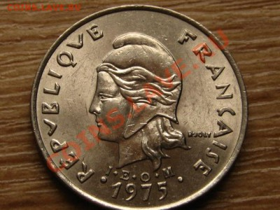Полинезия Франц. 20 франков 1975  до 04.12.13 в 21.00 М - IMG_5812