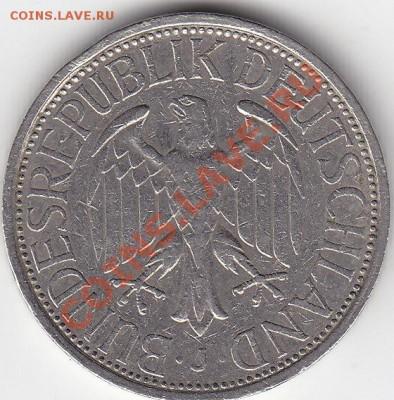 ФРГ 1 марка 1973 J до 7.12 22:00 мск - IMG_0001
