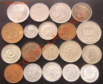 35 разных монет (см. фото и описание). До 03.12_22.00мск - 6866