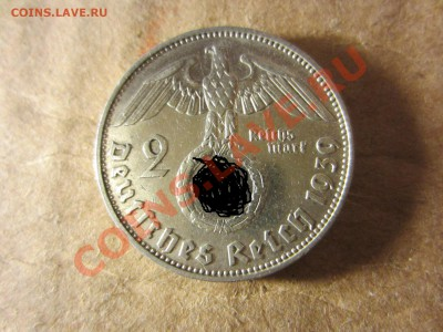 Германия 3-й рейх 2 марки 1939г в. до 06.12.13. 22.00.мск. - IMG_4945