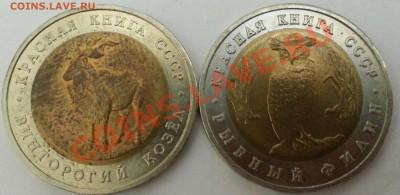 Красная Книга 1991 год - 2 монеты до 05.12.2013 22.00 - 55_cr