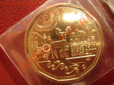 Канада: доллар 2011 Парки до 09.12.13, 22-00 - Канада доллар 2011-1.JPG