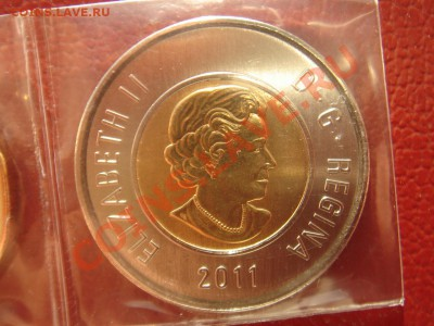 Канада: 2$ 2011 Северный лес до 09.12.13 22-00 - Канада 2 доллара лес -2.JPG