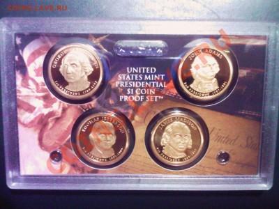США 2007 Президенты ПРУФ набор до 05.12 - 03122013(018)