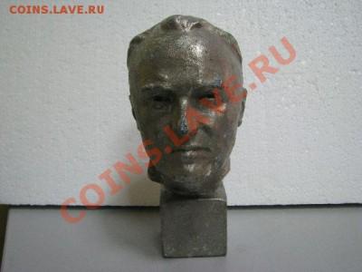 бюст силумин - Изображение 1166