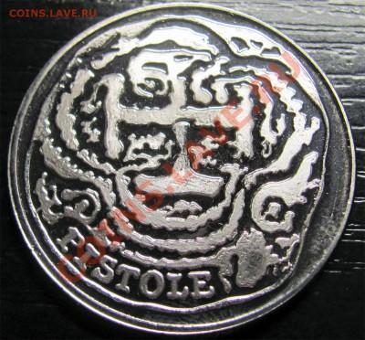 Z05 Канада торг. доллар Trois Pistoles Que 1999 10.12 в 22°° - Z05 Canada Trade Dollar Trois_2