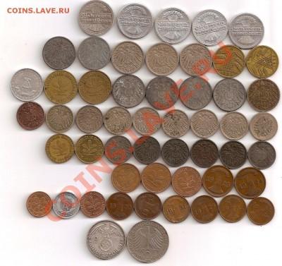 53 монеты Германии. - сканирование0002