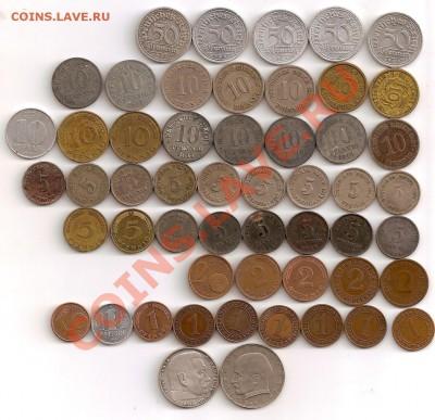 53 монеты Германии. - сканирование0001