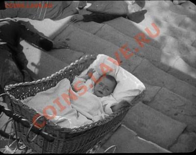 КИНЕМАТОГРАФ на монетах и жетонах - Броненосец Потёмкин - кадр с коляской