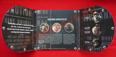 КИНЕМАТОГРАФ на монетах и жетонах - King Kong - 4.JPG
