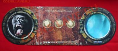 КИНЕМАТОГРАФ на монетах и жетонах - King Kong - 2.JPG