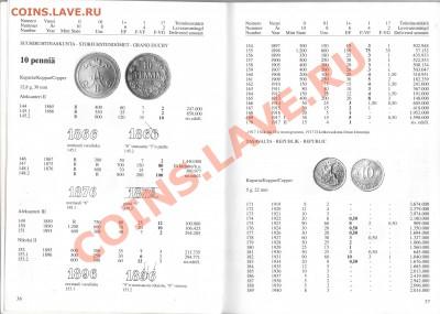 Книга Эркки Борга по финским монетам - SNY-2008-003_resize