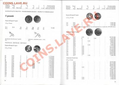 Книга Эркки Борга по финским монетам - SNY-2008-002_resize