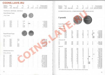 Книга Эркки Борга по финским монетам - SNY-2008-001_resize
