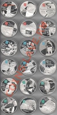 Все монеты Сочи 2014 в мире - Рисунок (12)