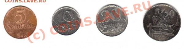 Монеты довоенной Прибалтики. - img079