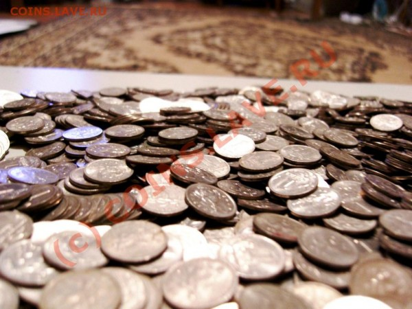 2000 монет по 1 копейке 1998 года. - SN152826.JPG