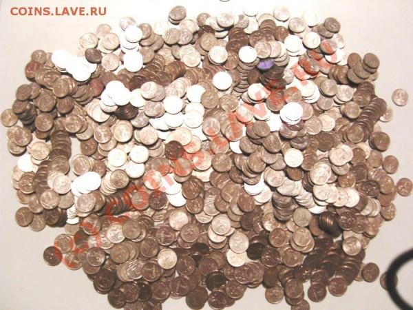 2000 монет по 1 копейке 1998 года. - SN152824.JPG
