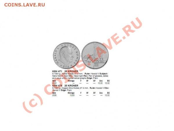 Оцените 20 крон 2006г - 20 Крон