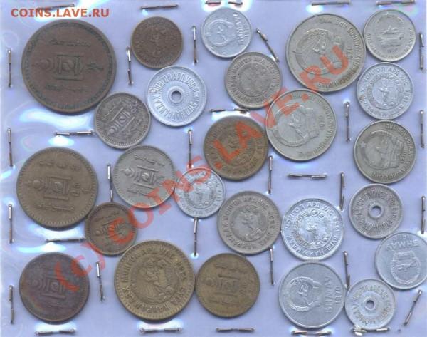 мини коллекция монет Монголии - mongol_av