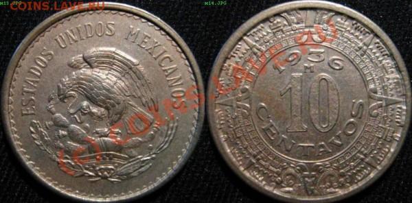 Старая Мексика. - 10 центавос1936