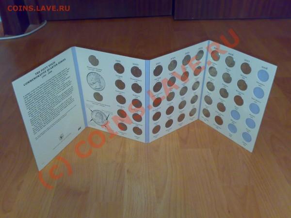 Альбомы с отверстими для монет - 05122008399