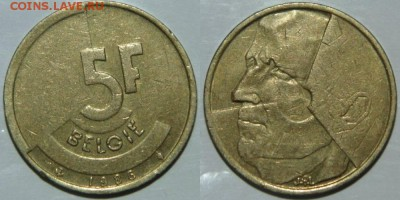 Монеты с самым уродливым дизайном - 4279339118