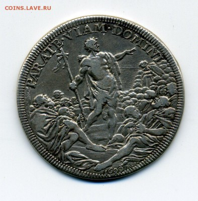 Христианство на монетах и жетонах - img636