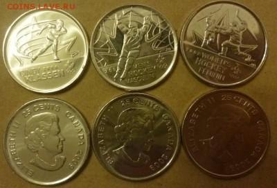 Хоккей на монетах - Канада набор 25 центов Олимпиада 2010 (доп).JPG