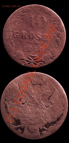 10 groszy 1840 Copper - CCI00060