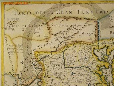 Христианство на монетах и жетонах - Экспедиция Бенедикта Гоэса