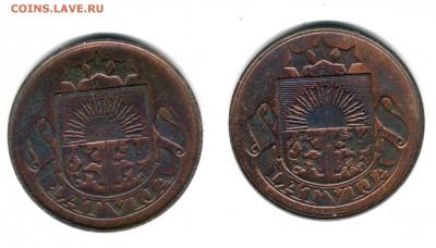 Монеты довоенной Прибалтики. - img636