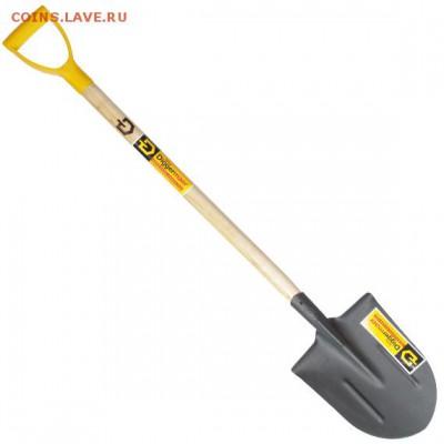 Как выбрать лопату для копа? - Лопата Alex Diggermaer штыковая универсальная с деревянным черенком и ручкой