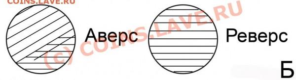 10к02М - Рваная шлифовка на аверсе, простая на реверсе - Б_пряник