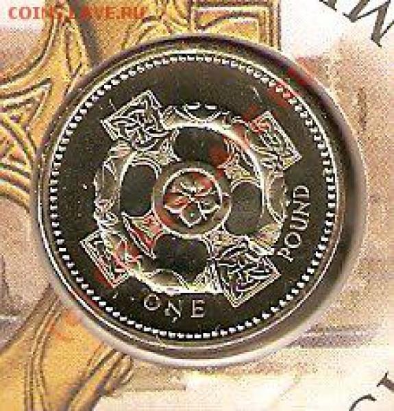 1 фунт 1996 Северная Ирландия. до 30-04-2010 21.00 мск - image0-1