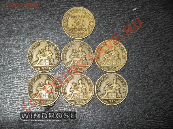 Подборка с Франции 1 франк Морлон 1931..1941 - IMG_1394.JPG