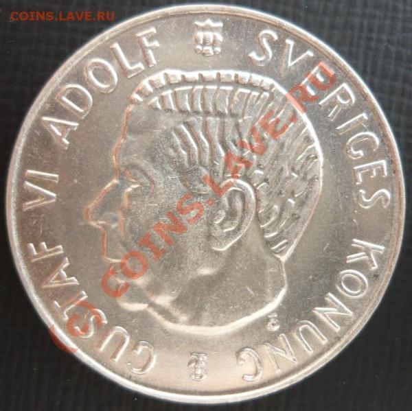 Швеция 5 крон. 1955 г. До 2.05.10г.  21-00 МСК. - 5 55.JPG
