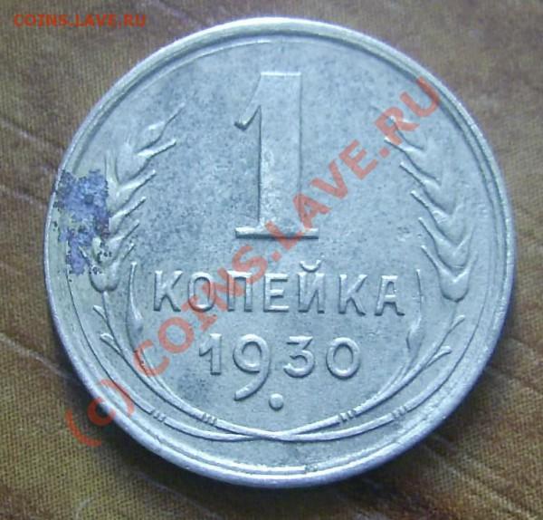 1 копейка 1930 г. на оценку - PIC_0486