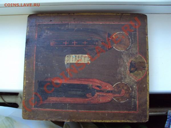 Икона предположительно 19 век - DSC00178.JPG
