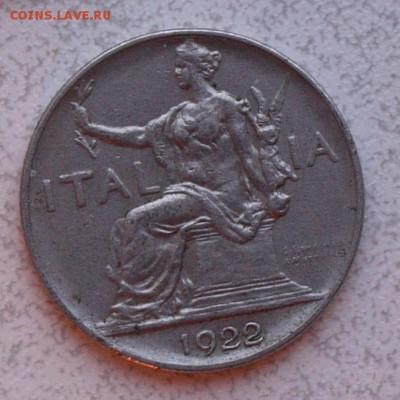 Италия, ХХ век, все номиналы, погодовка - ita1b1