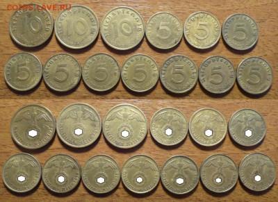 Продажа монет 3 рейха - 10-5_новый размер