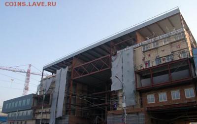 Новосибирск - третий город РФ - Автовокзал